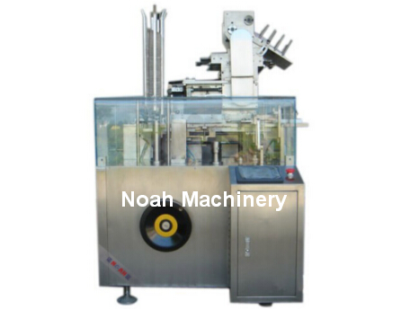 ZH60 Automatic Cartoning Machine